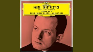 Shostakovich: Symphony No.10 In E Minor, Op.93 - 3. Allegretto (Live At Symphony Hall, Boston /...
