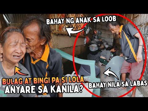 Lolo at Lola Naging Squatter Sa Bahay Ng Anak?   Nakaka Awa! -  (2020)