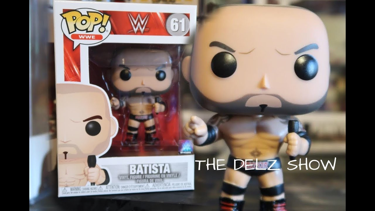 Funko Pop Batista WWE
