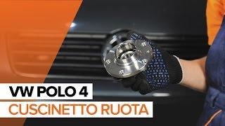 Cambio cuscinetto ruota posteriore VW Polo | Tutorial HD