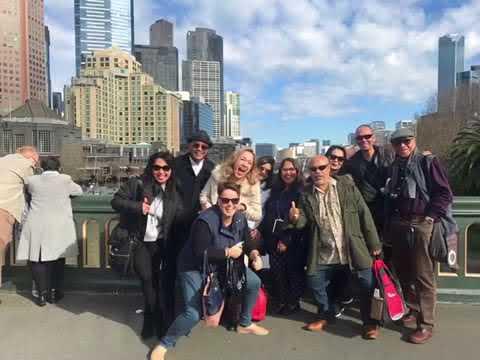 Kumpul Orang Basudara Maluku, Melbourne 28 July 2018