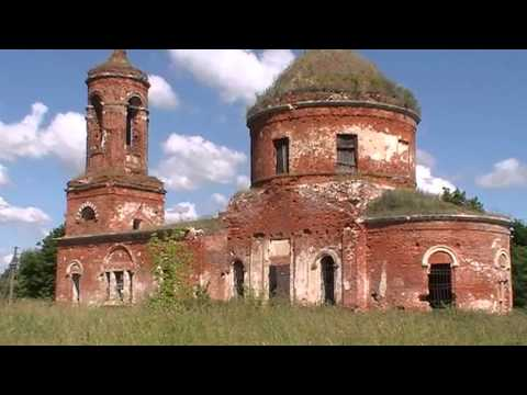 5 храмов на пути Рязань-Старожилово-Кораблино
