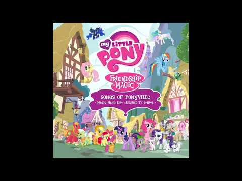 My Little Pony: Songs of Ponyville Official Soundtrack - 03 Ballad of the Crystal Ponies
