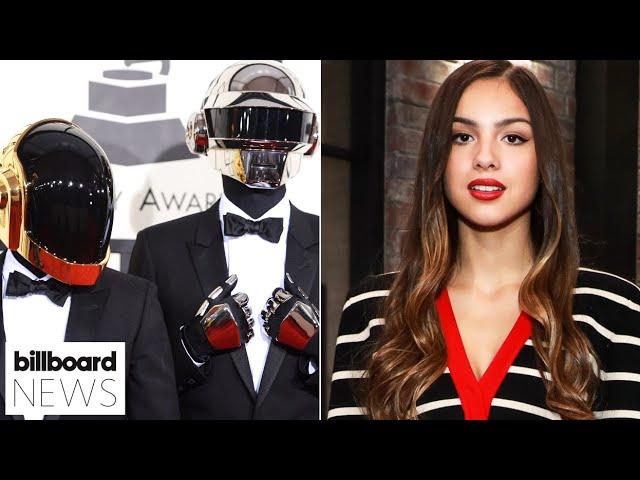 Daft Punk Breaks Up, Olivia Rodrigo Tops Hot 100, 'SNL' Tackles Justin Timberlake   Billboard News