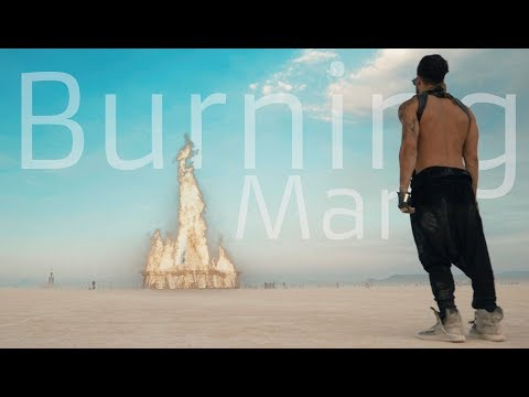 My Burning Man Film - 2017