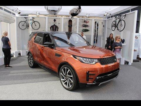 2017 Land Rover Discovery Walkaround (No Talking)