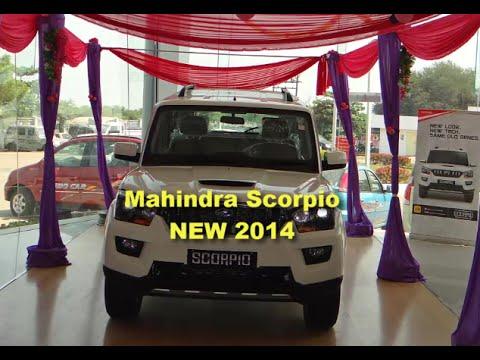 Mahindra New Scorpio 2014 S8 S10 Full Review Price