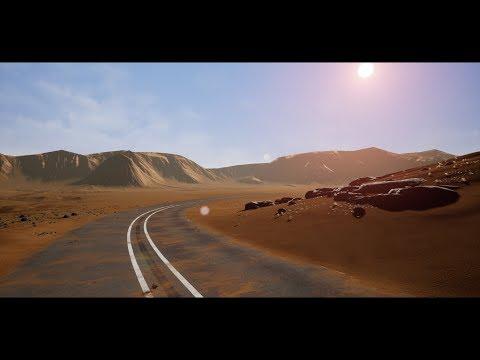 Making of Desert - World Machine Unreal Engine tutorial