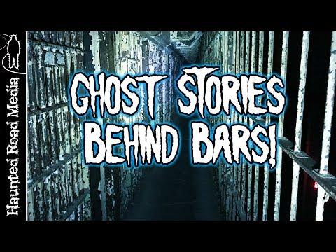 HAUNTED Ohio State Reformatory GHOST STORIES!
