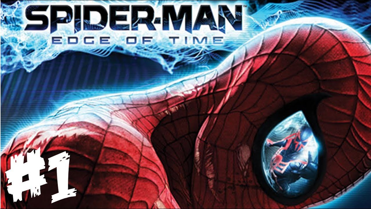 spiderman edge of time walkthrough part 1 lets play