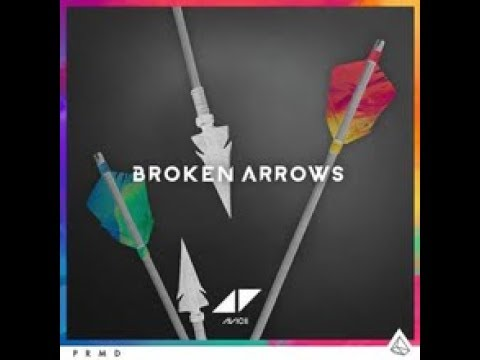 Broken arrows-lyrics-avicii