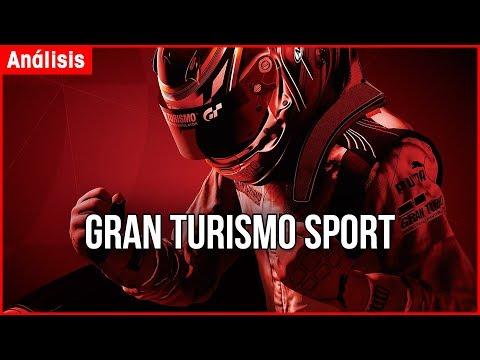 Vídeo ANÁLISIS GRAN TURISMO SPORT