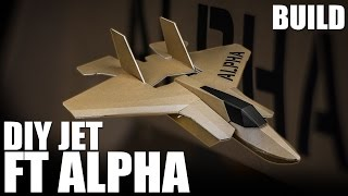 FT ALPHA - Build | Flite Test