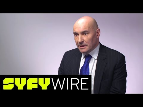 Grant Morrison on Happy! and Christopher Meloni | SYFY WIRE