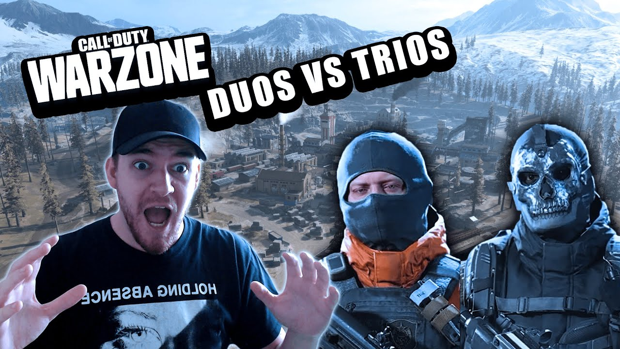 Duos in Trios... VICTORIOUS!