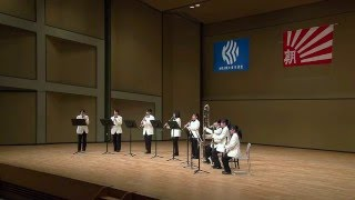 Clarinet Ensemble <Ensemble Contest in All Japan 2015> Vaclav NEL...