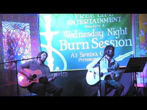 FREE LIFE TV  - Wednesday Night Burn Session - Jones For Rev