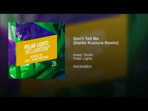 Don't Tell Me (Darko Kustura Remix)
