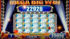 HUGE WIN! Mystical Unicorn Slot - HIGH LIMIT vs LOW LIMIT!