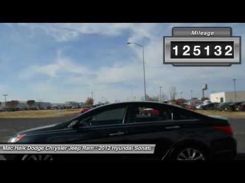 Mac Haik Dodge Temple Tx >> 2012 Hyundai Sonata Temple TX 230321A - YouTube