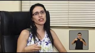 Jornal Acontece Setembro Azul 2016 - LIBRAS
