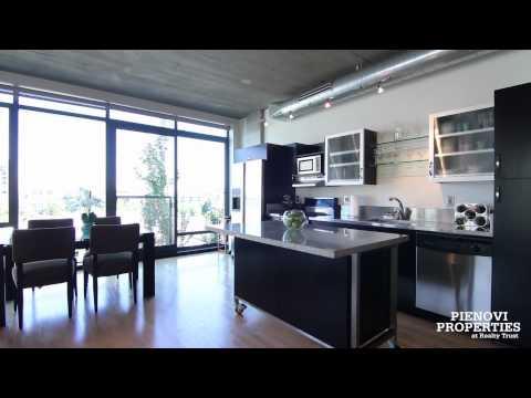 Portland Real Estate Video Tour - 1410 NW Kearney St  #511