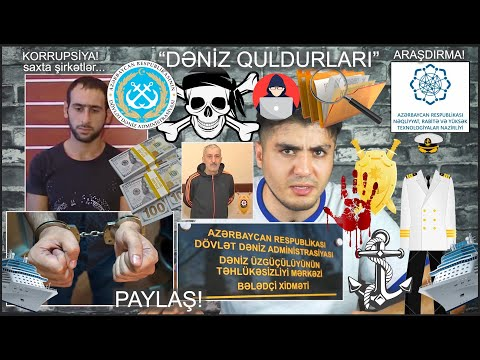 """PAYLAŞ! """"Dəniz Quldurları"""" filmi. KRİMİNAL ARAŞDIRMA! Dövlət büdcəsinindən milyonlar necə"""