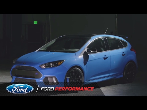 Ford Focus RS: Limited Edition Revealed | Focus RS | Ford Performance