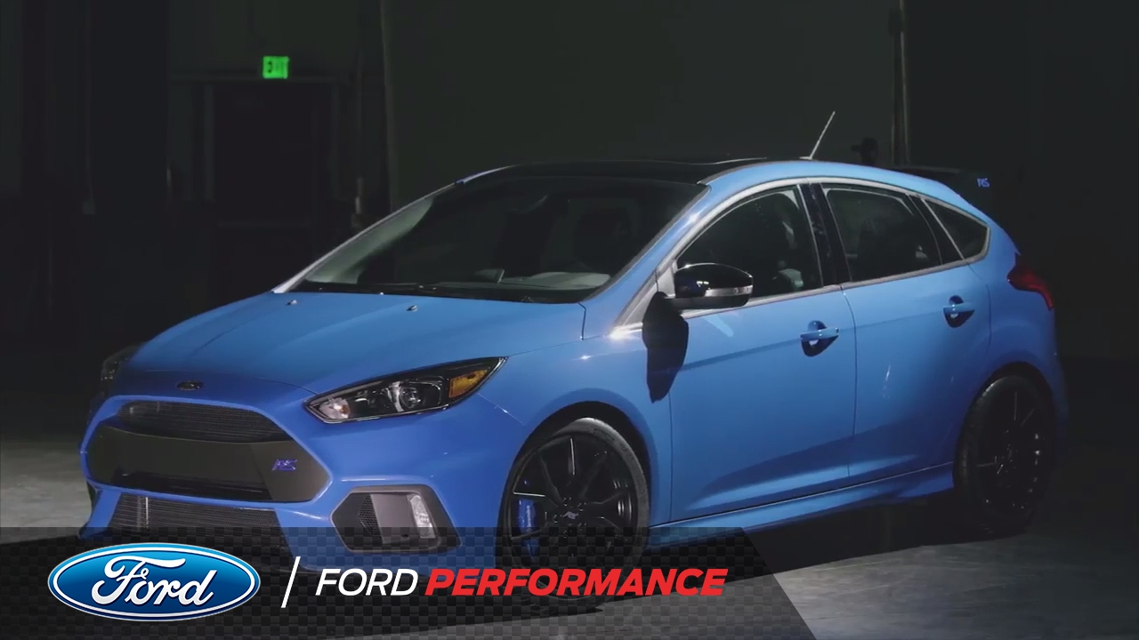 2018 Ford Focus Rs Limited Edition Revealed Performance