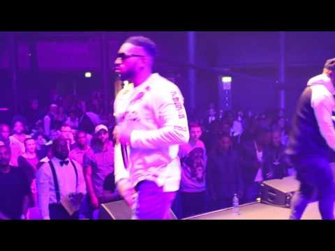 Donae'o & Big Tobz   My Circle   #RatedAwards 2016 [Live Performance]: RAM-CAM