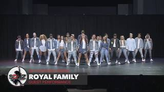 The Royal Family - SDNZ Guest Performance 2014 | CLEAN MIX