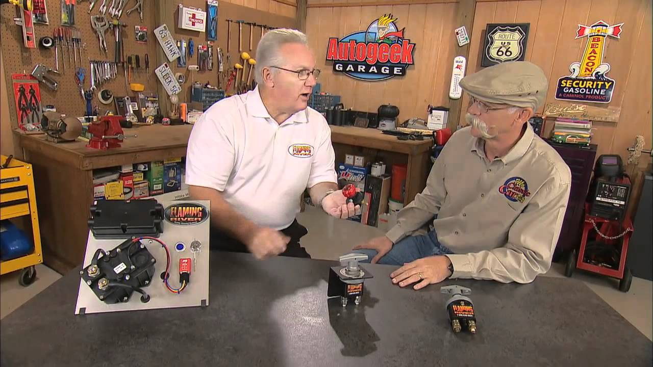 maxresdefault automatic battery disconnect (flaming river) youtube flaming river wiring diagram at crackthecode.co
