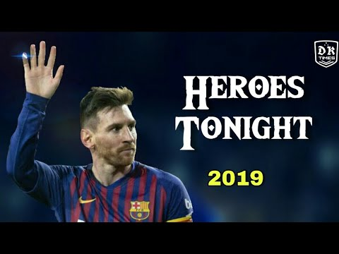 Lionel Messi • Janji - HEROES TONIGHT • feat Johning • ultimate skills and goals 2019 HD