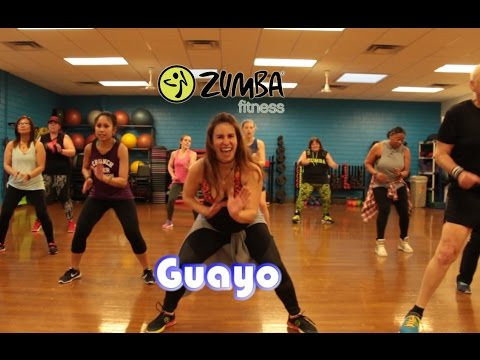 Zumba with Kathy - Guayo (Elvis Crespo ft. Ilegales) [HD]