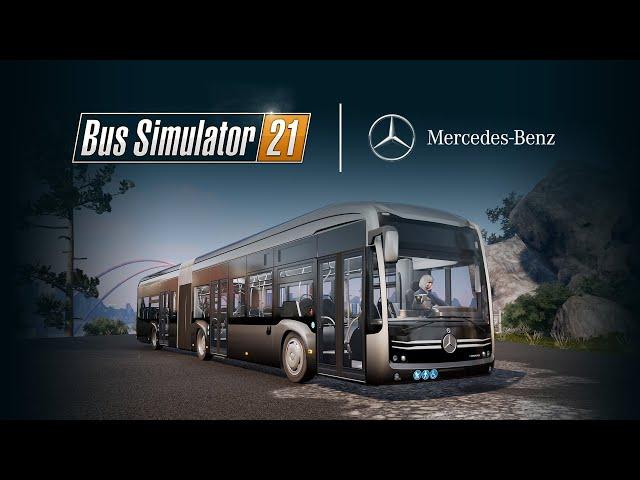 Bus Simulator 21 (видео)