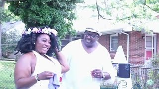 Our 11th Year Anniversary Picnic Brunch in The Backyard | GaptoothDiva Life Vlog