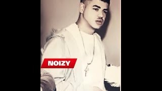 Noizy - Blocka (Official Lyric Video) THE LEADER