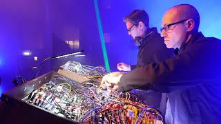 Dinamo | d'Voxx (Live at We Are Robots) - Eurorack modular performance
