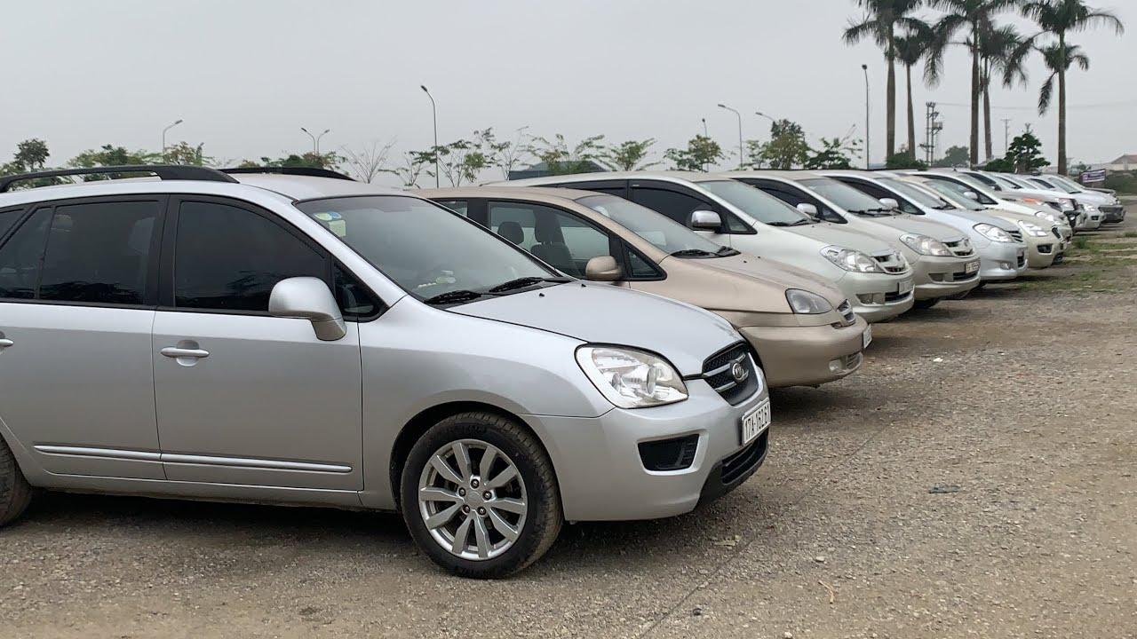 Lô 7 chỗ + bán tải báo giá nhanh ngày 1/4 có đủ xe giá yêu mùa covid / Zalo 0967179115