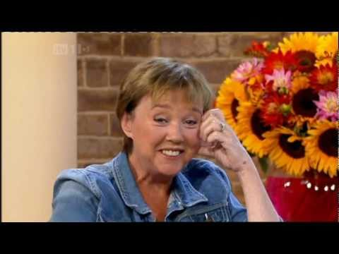 Pauline Quirke  This Morning  19th July 2011