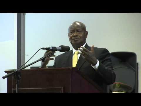 Kwibohora20 - PanAfrican Youth Summit:Conversation with President Museveni - Thursday, 03 July 2014
