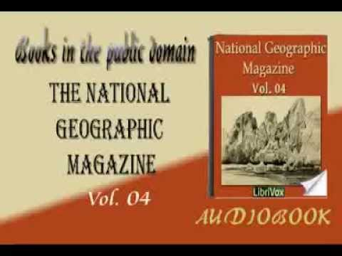 National Geographic Magazine audiobook