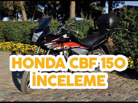 Honda CBF 150 İnceleme | Konfor ve Ötesi
