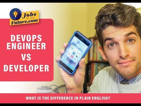 DevOps Engineer Vs Developer