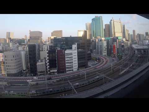 Timelapse Tokyo: ginza+koto-ku