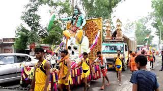 Bhole Chale Kawad Lekar ॐ नमः शिवाय {Kawad Yatra Haridwar 2019}