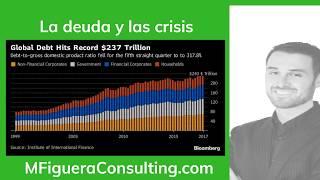 ¿Por qué la nueva y próxima crisis económica mundial será en 2019? [VÍDEO CENSURADO]