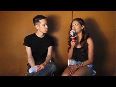 Emmalyn Estrada - Interview 2012