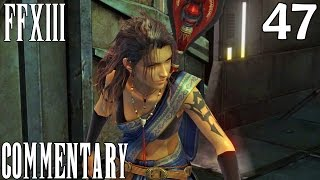 Final Fantasy XIII PC Walkthrough Part 47 - More Battles In The Ark