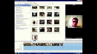 Windows Movie Maker. Видео урок .